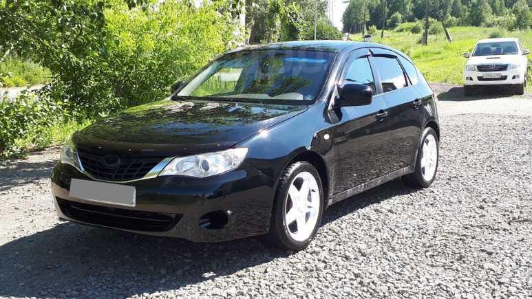 Subaru Impreza, 2007 год, 490 000 руб.