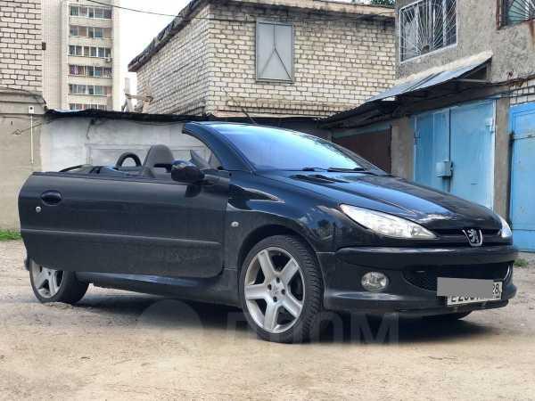 Peugeot 206, 2006 год, 330 000 руб.