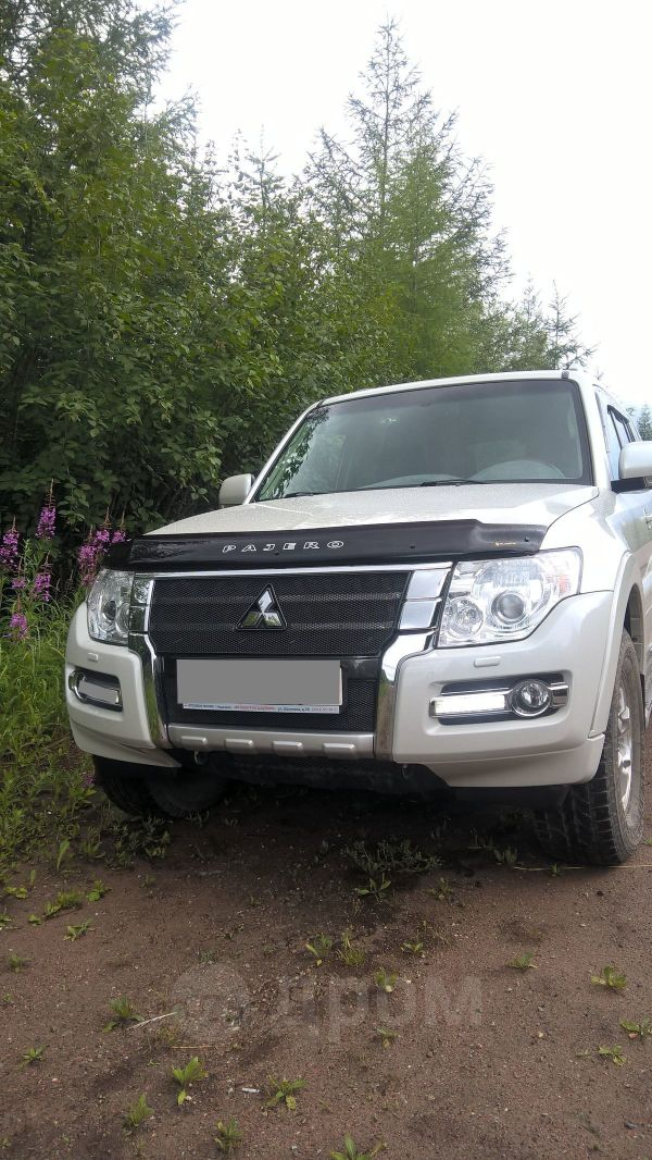 Mitsubishi Pajero, 2014 год, 1 950 000 руб.