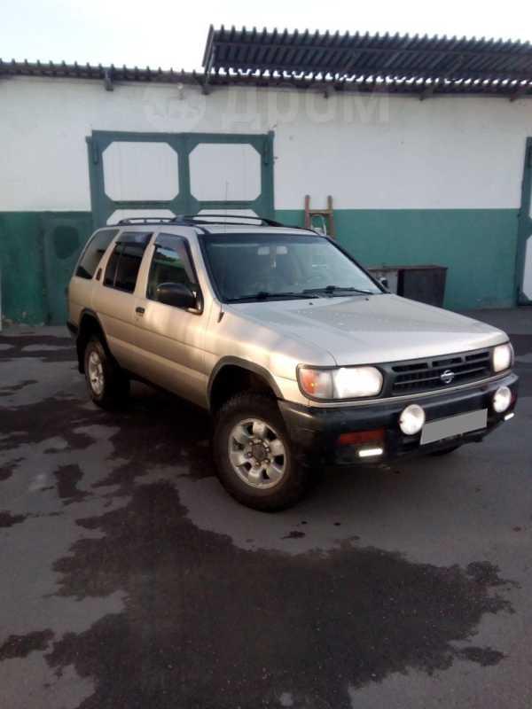 Nissan Pathfinder, 1997 год, 455 000 руб.