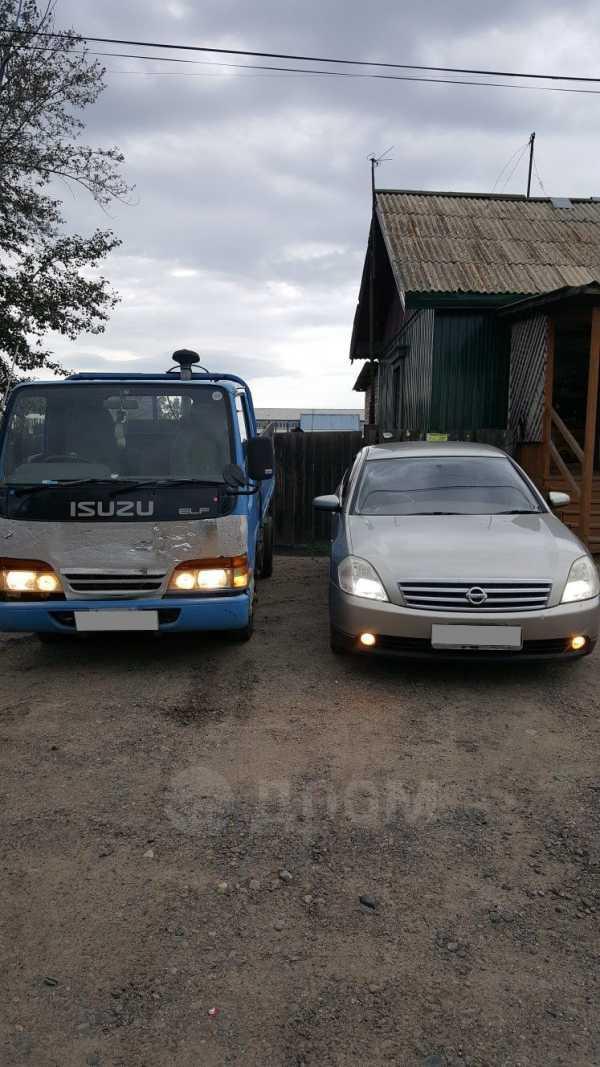 Nissan Teana, 2004 год, 444 000 руб.