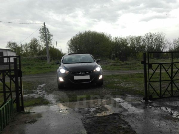 Hyundai Avante, 2010 год, 515 000 руб.