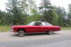 Новосибирск Caprice 1975