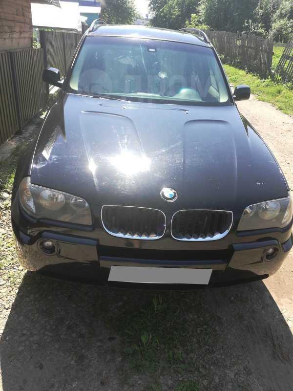 BMW X3, 2004 год, 350 000 руб.