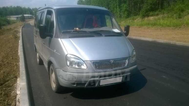 ГАЗ 2217, 2005 год, 200 000 руб.