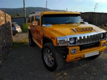 Магадан Hummer H2 2002