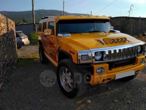 Hummer H2, 2002 год, 1 499 000 руб.