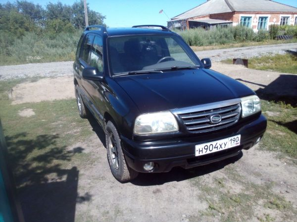 Suzuki Vitara, 2001 год, 275 000 руб.