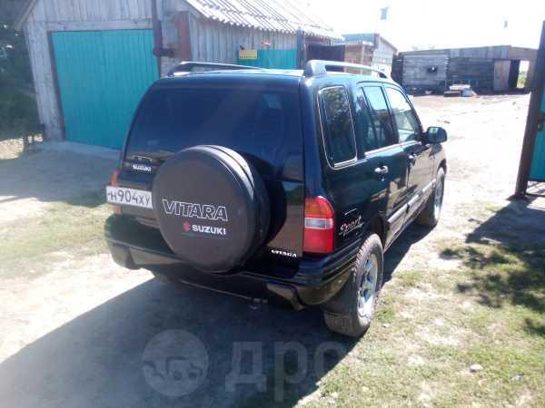 Suzuki Vitara, 2001 год, 290 000 руб.