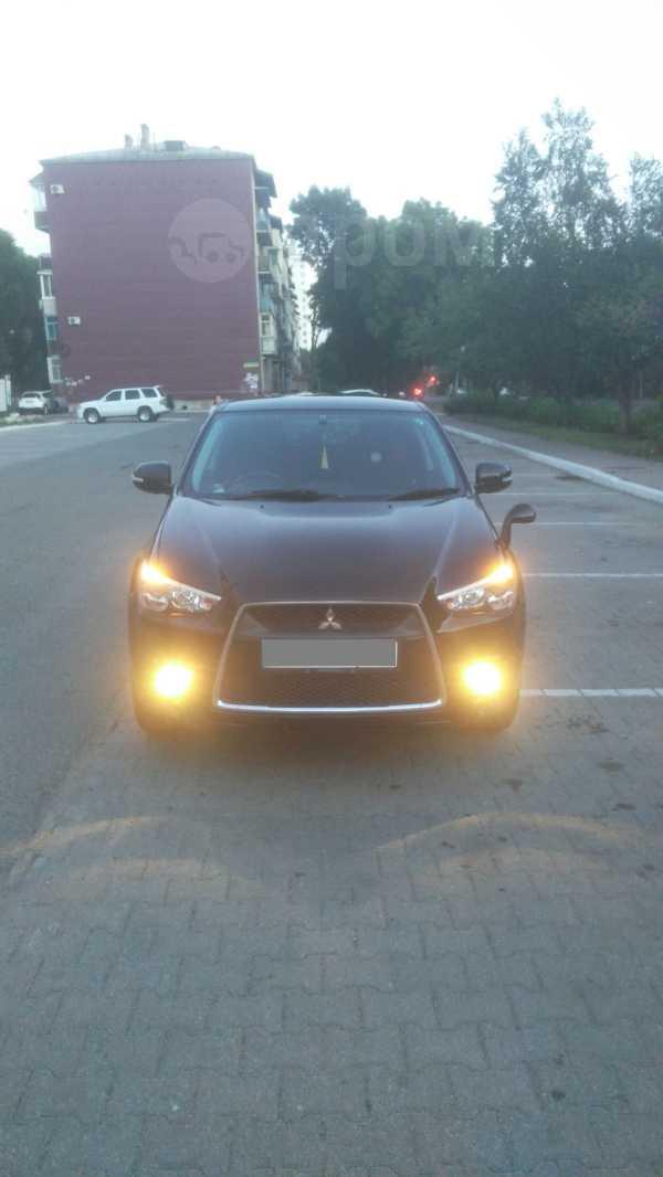 Mitsubishi RVR, 2012 год, 1 000 000 руб.