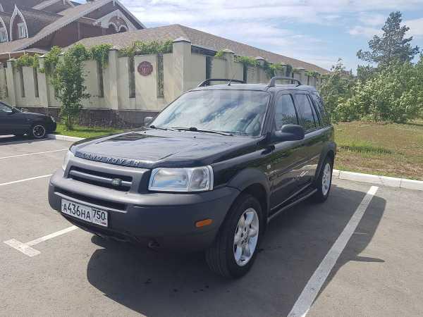 Land Rover Freelander, 2003 год, 265 000 руб.
