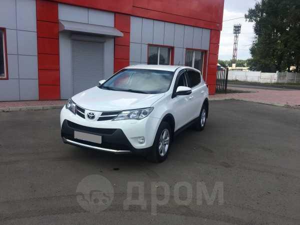 Toyota RAV4, 2013 год, 1 367 000 руб.