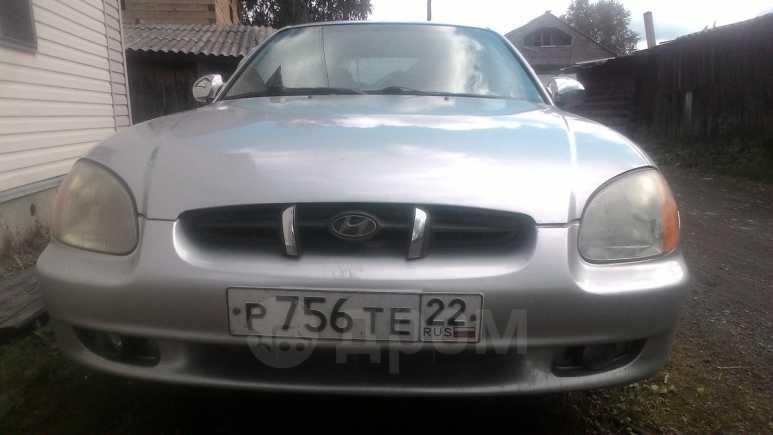 Hyundai Sonata, 2001 год, 110 000 руб.