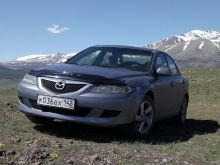 Барнаул Mazda6 2002