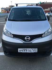 Краснодар Nissan NV200 2012