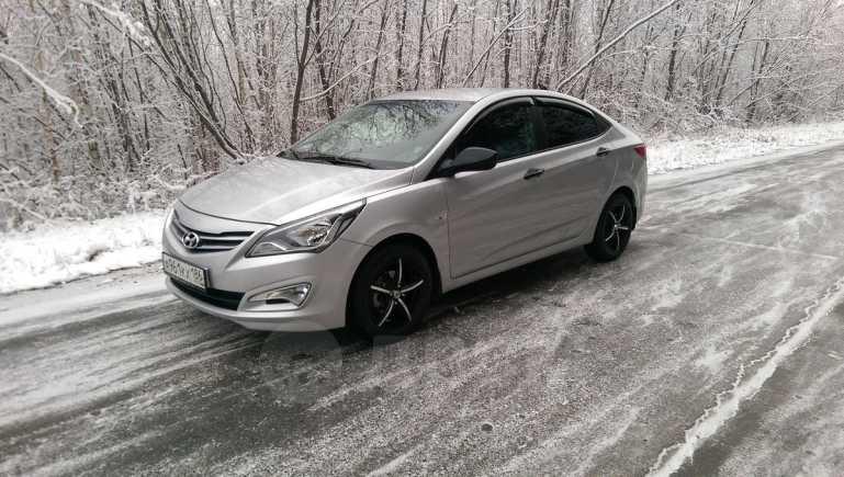 Hyundai Solaris, 2014 год, 619 000 руб.