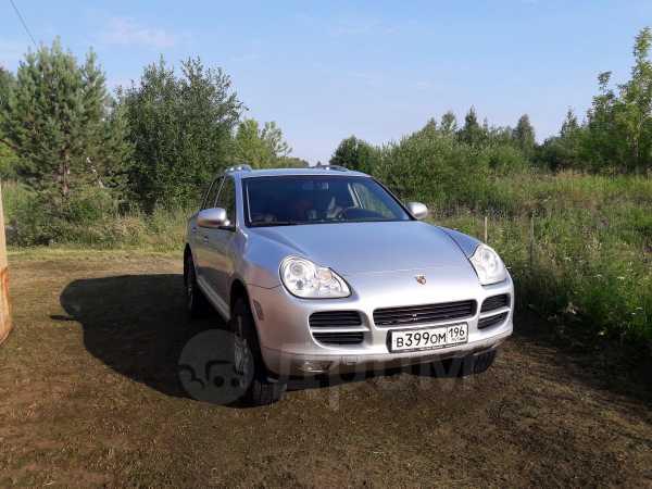 Porsche Cayenne, 2006 год, 750 000 руб.