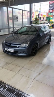 Краснодар Astra GTC 2007
