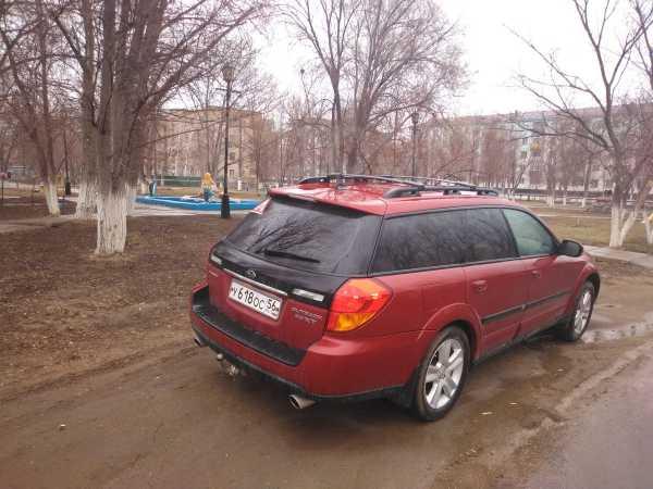 Subaru Outback, 2004 год, 500 000 руб.