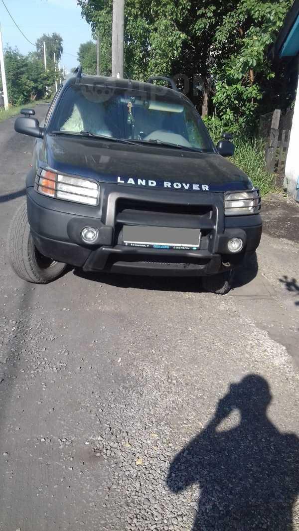 Land Rover Freelander, 2000 год, 230 000 руб.