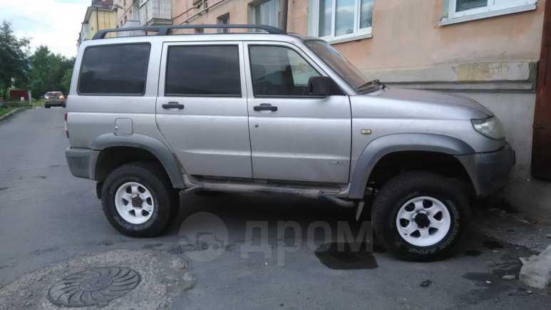 УАЗ Патриот, 2007 год, 260 000 руб.