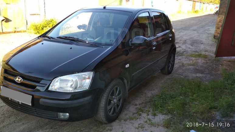 Hyundai Getz, 2004 год, 240 000 руб.