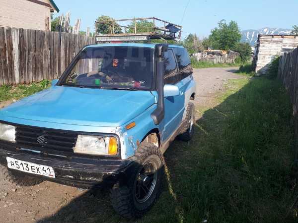 Suzuki Escudo, 1990 год, 185 000 руб.