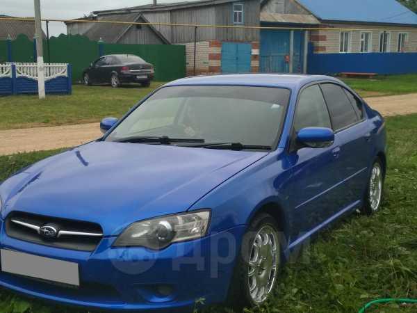 Subaru Legacy, 2004 год, 295 000 руб.