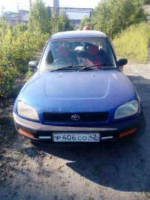 Шерегеш RAV4 1996