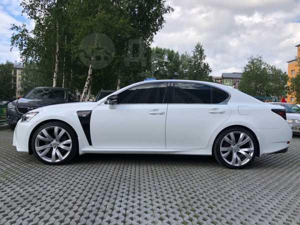 Lexus GS350, 2014 год, 2 250 000 руб.