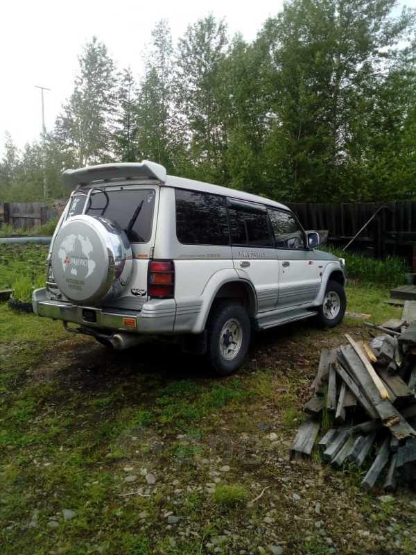 Mitsubishi Pajero, 1995 год, 400 000 руб.