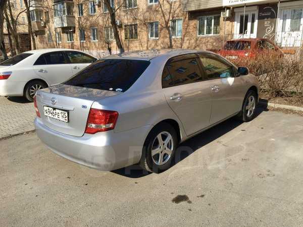 Toyota Corolla Axio, 2009 год, 430 000 руб.