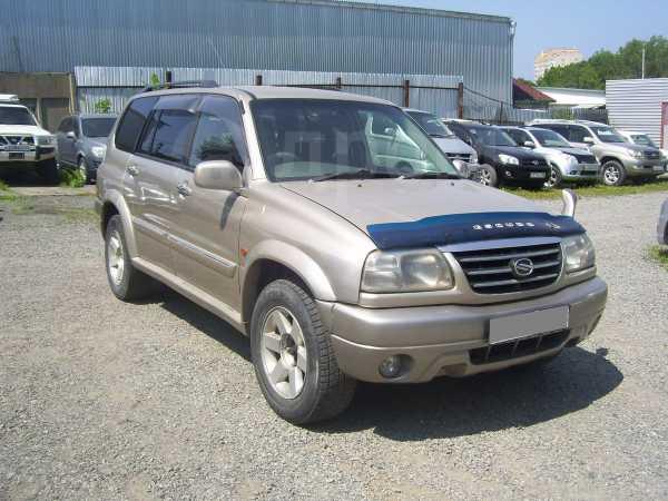 Suzuki Grand Escudo, 2001 год, 385 000 руб.