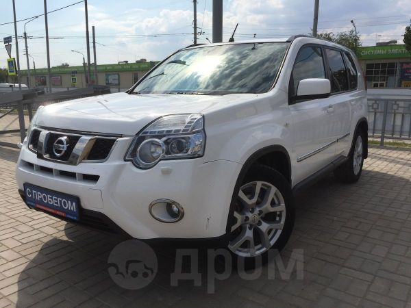 Nissan X-Trail, 2012 год, 779 900 руб.