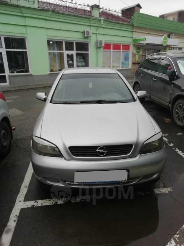 Opel Astra, 2001 год, 220 000 руб.