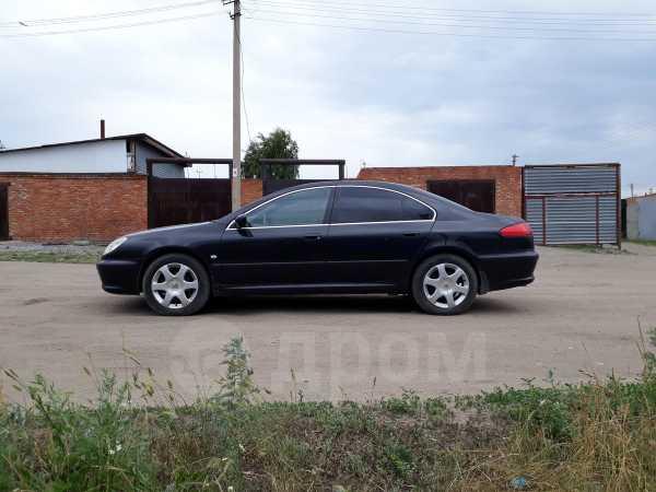 Peugeot 607, 2002 год, 160 000 руб.