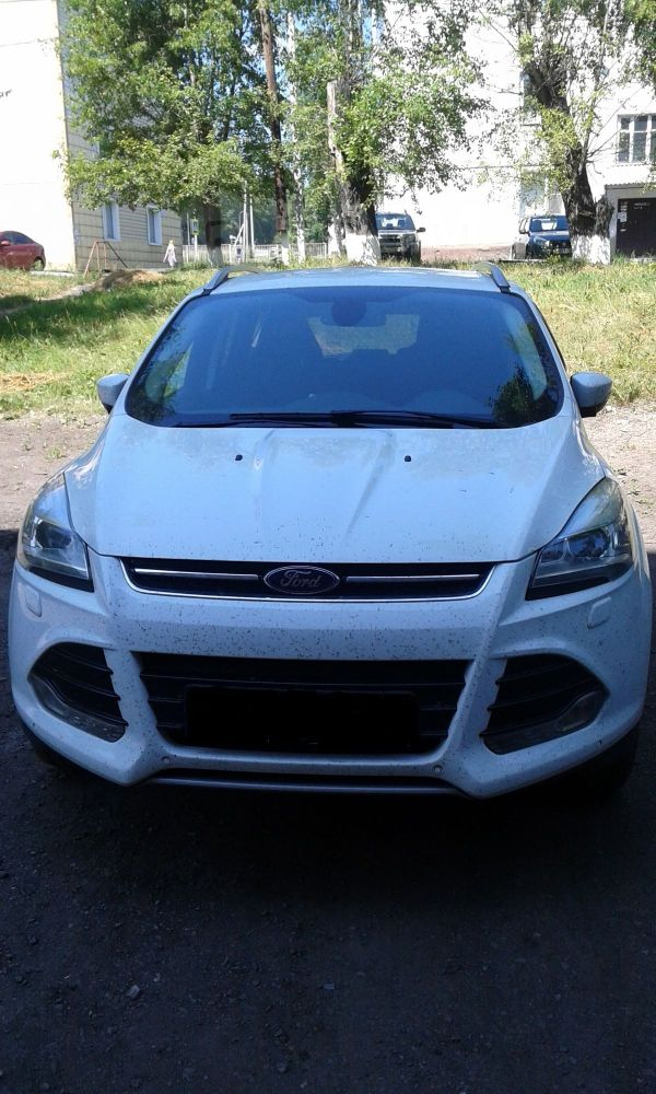 Ford Kuga, 2014 год, 1 070 000 руб.