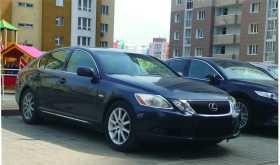 Lexus GS, 2006 г., Кемерово