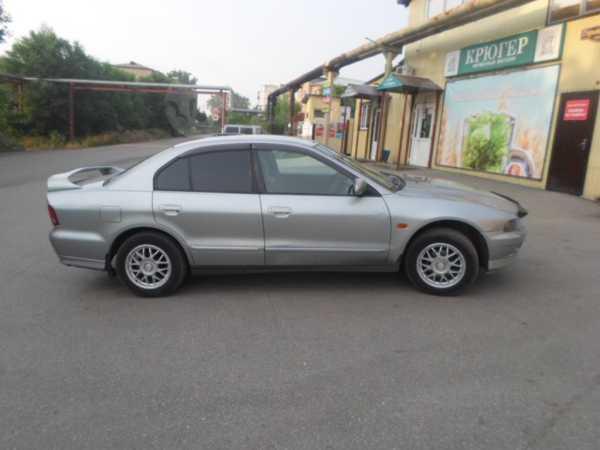 Mitsubishi Galant, 1999 год, 240 000 руб.