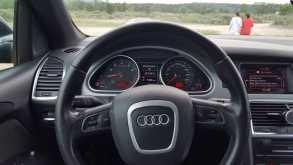 Audi Q7, 2010 г., Омск