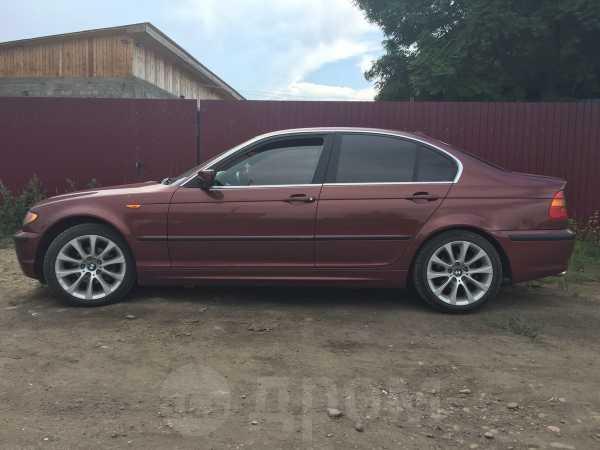 BMW 3-Series, 2003 год, 450 000 руб.