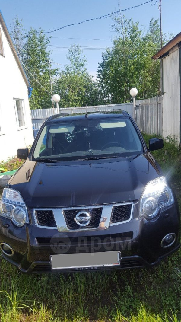 Nissan X-Trail, 2012 год, 870 000 руб.