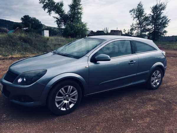 Opel Astra GTC, 2007 год, 285 000 руб.