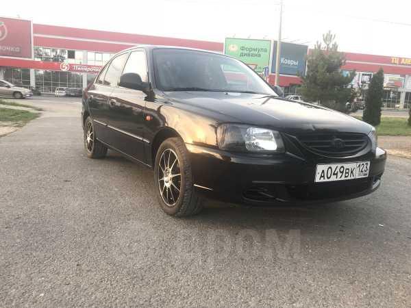 Hyundai Accent, 2011 год, 329 000 руб.