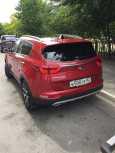 Kia Sportage, 2017 год, 1 630 000 руб.