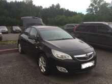 Opel Astra, 2012 г., Кемерово