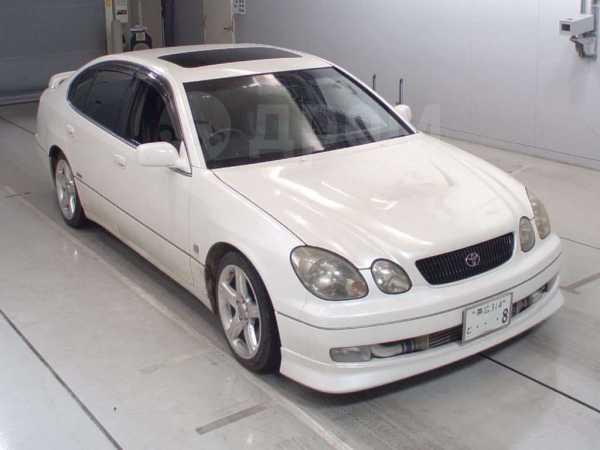 Toyota Aristo, 2001 год, 248 000 руб.