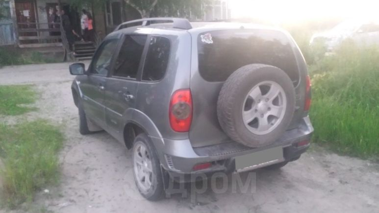 Chevrolet Niva, 2012 год, 285 000 руб.