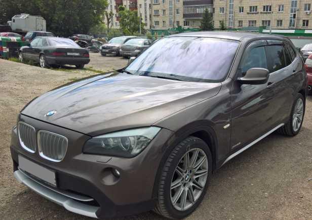 BMW X1, 2011 год, 1 000 000 руб.