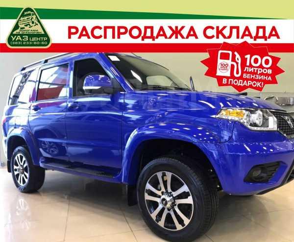 УАЗ Патриот, 2018 год, 945 000 руб.